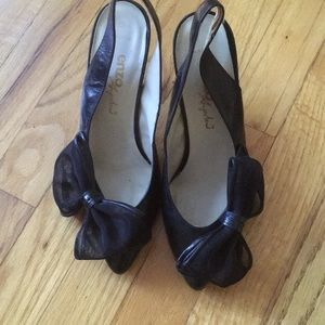 Enzo Angiolini sz 7m heels in good condition.